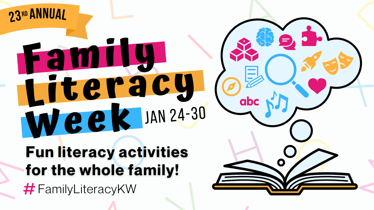 Family Literacy Week 2021