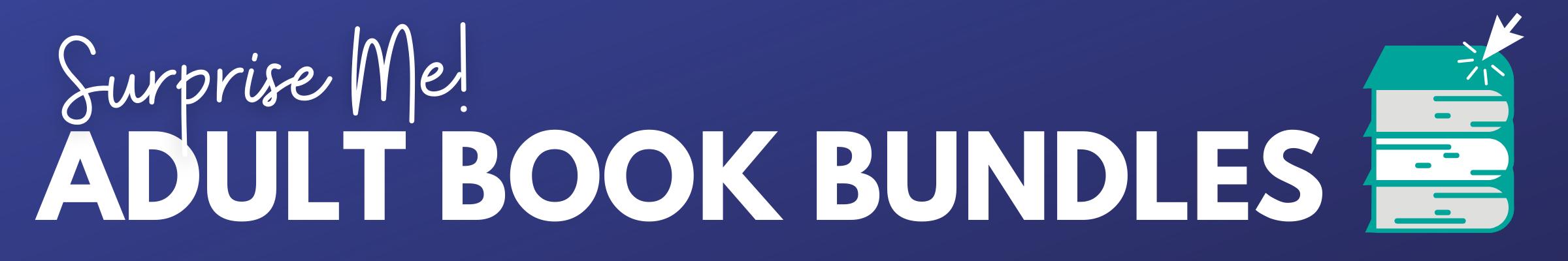 Surprise Me! Adult Book Bundles