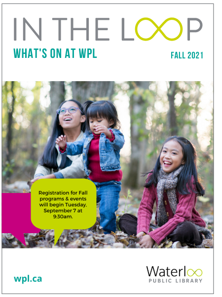 In the Loop Program & Events Guide Fall 2021