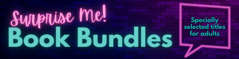 Surprise Me Book Bundles for Adults