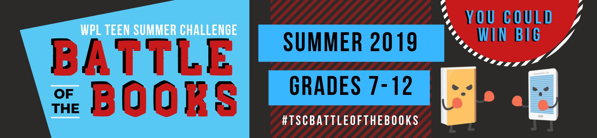 TSC - Battle of the Books